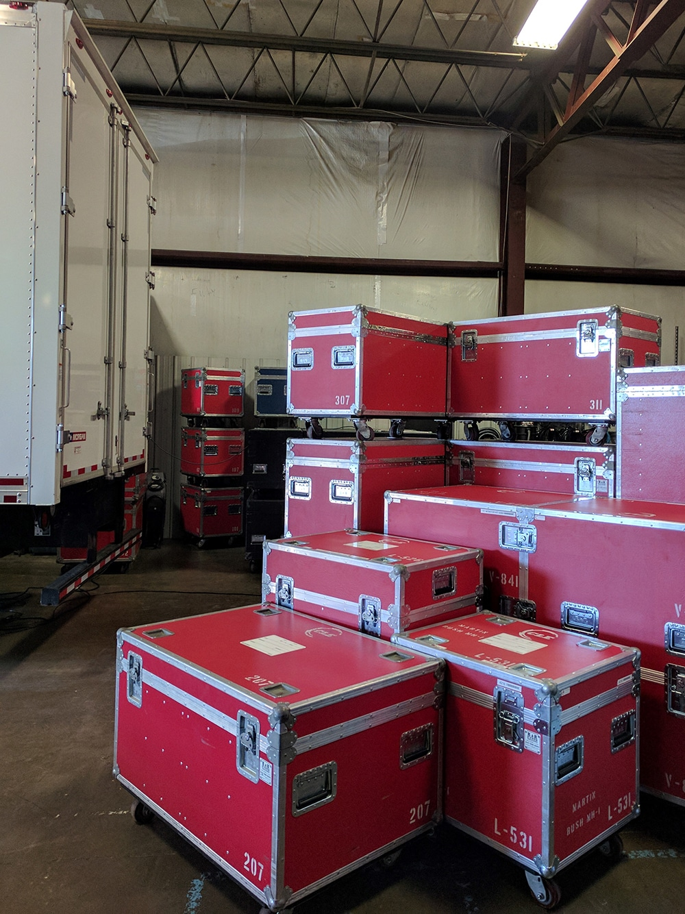 Preparing for Event Tool Boxes