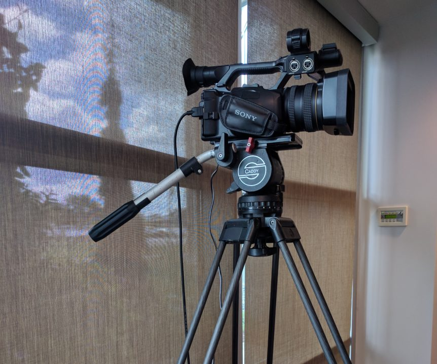 Video recording events