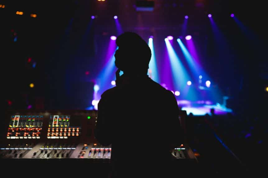 Lighting Techniques for Events